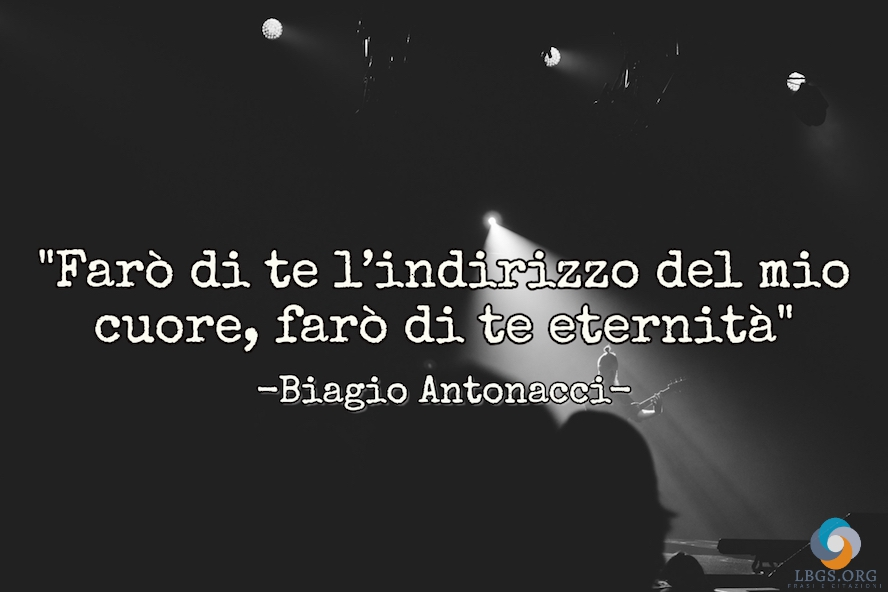 Frasi Canzoni Sull Amore